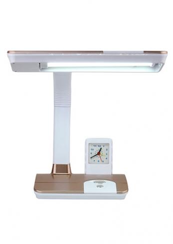 学生LED闹钟台灯